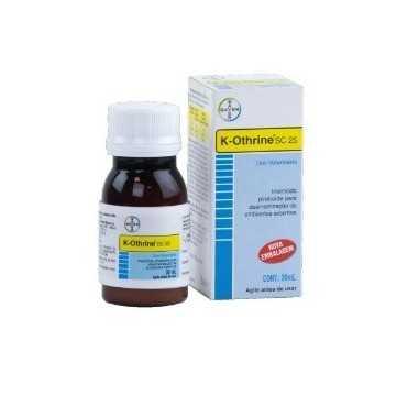 INSETICIDA K-OTHRINE...