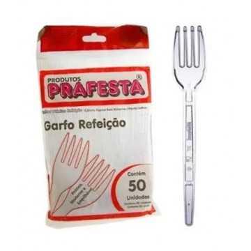 GARFO REFEIÇÃO C/50