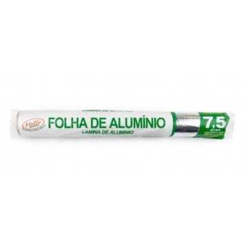 PAPEL ALUMINIO 0.30X7.5MT