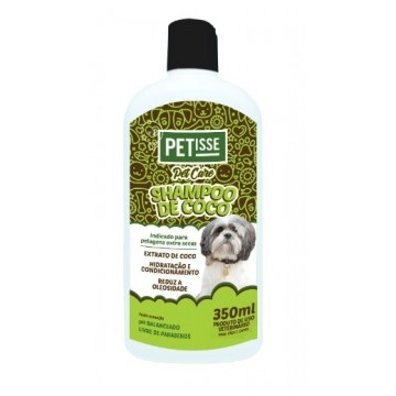 Shampoo de Coco Pet Care