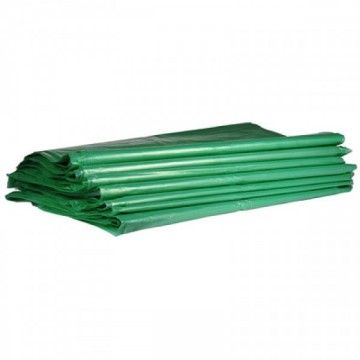 Saco para lixo cor verde