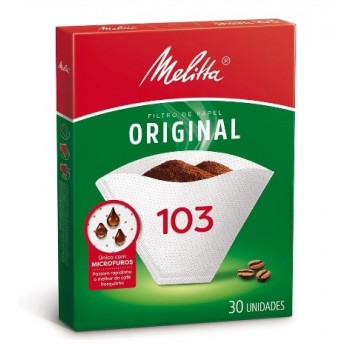 FILTRO MELITTA 103 C/30